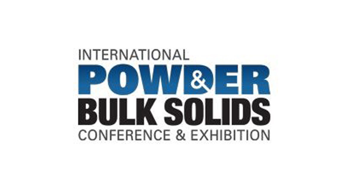 POWDER & BULK SOLIDS CONFERENCE & EXHIBITION